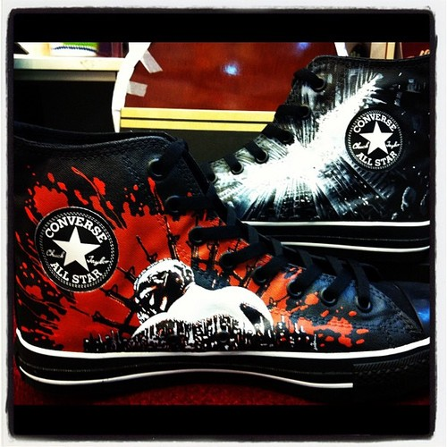 Batman Dark Knight Rises Bane Shoes