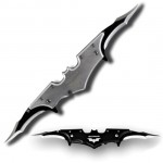 Batman Batarang Pocket Knife [pic]