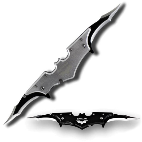 Batman Batarang Pocket Knife