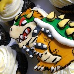 This Bowser Cupcake is Amazing! [pic]