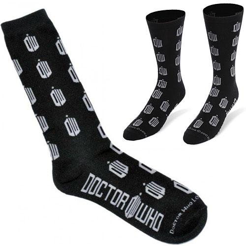 Doctor Who Crew Socks