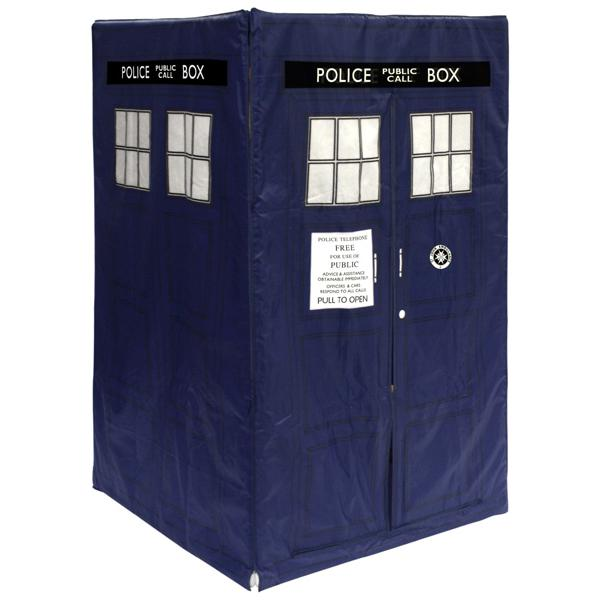 Doctor Who TARDIS Tent Playhouse
