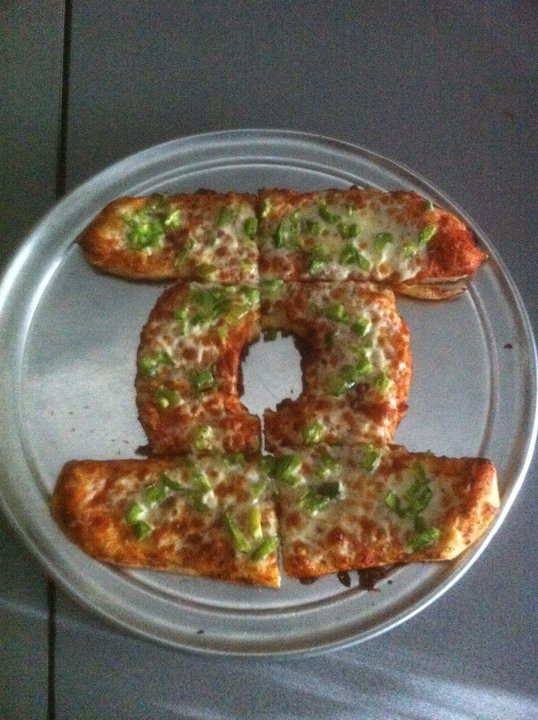 Green Lantern Pizza