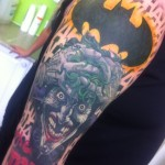 Batman Joker Tattoo