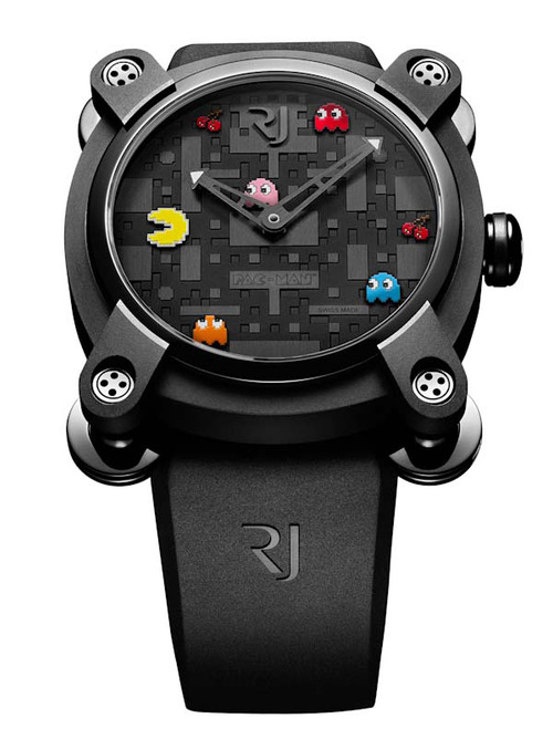 Limited Edition Pac-Man Watch by RJ-Romaine Jerome