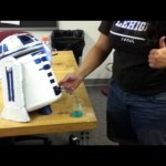 This DIY R2-D2 Drink Dispenser Just Feels Naughty [pic + video]