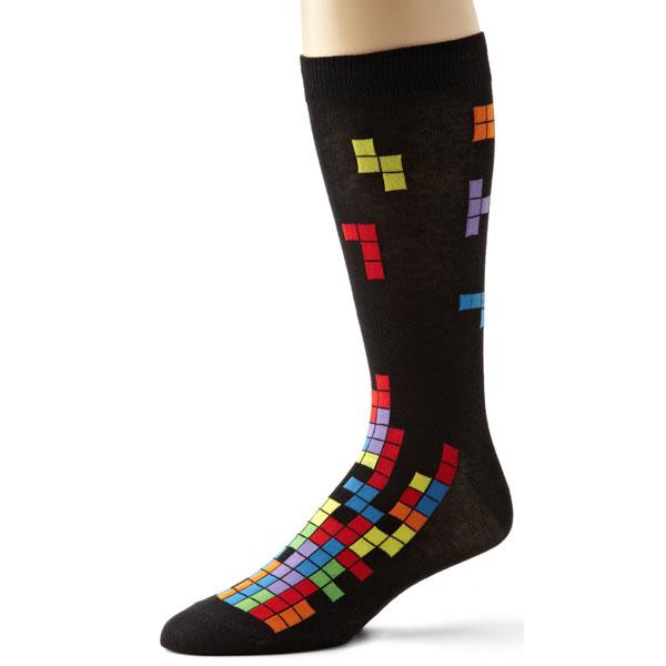 Men's Tetris Socks