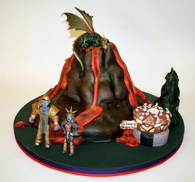 WoW Cake