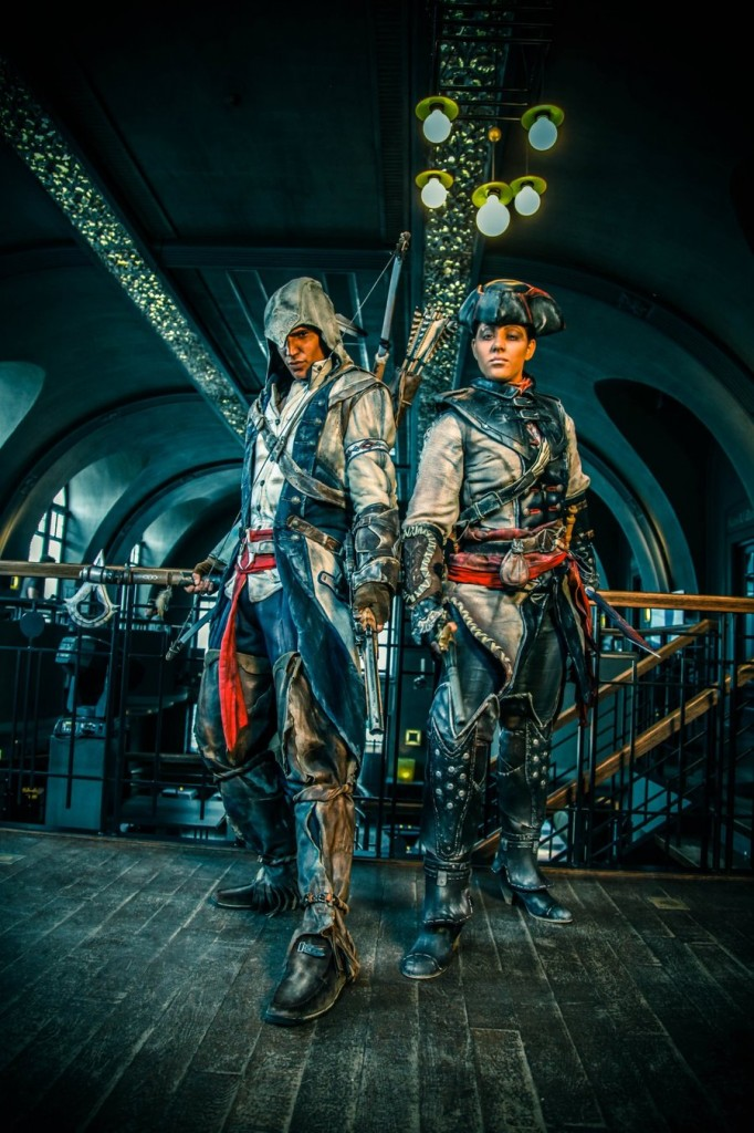 Assassins Creed III Cosplay