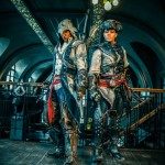 Stunning Connor And Aveline Assassin's Creed III Cosplay [pic]