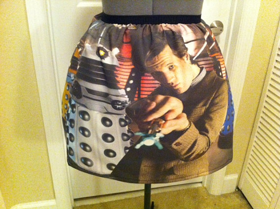 Doctor Who Skirt