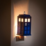 Doctor Who TARDIS Night Light [pic]