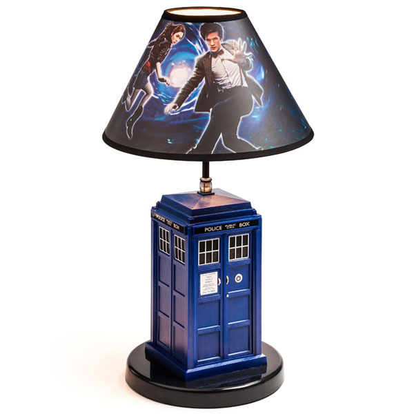 Doctor Who TARDIS Desk Lamp