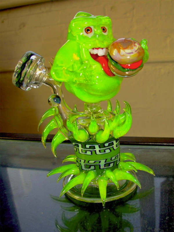 Ghostbusters Slimer Pipe