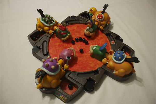 Hungry Hungry Koopas Game
