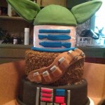 Another Awesome Star Wars Mashup Cake [pic]