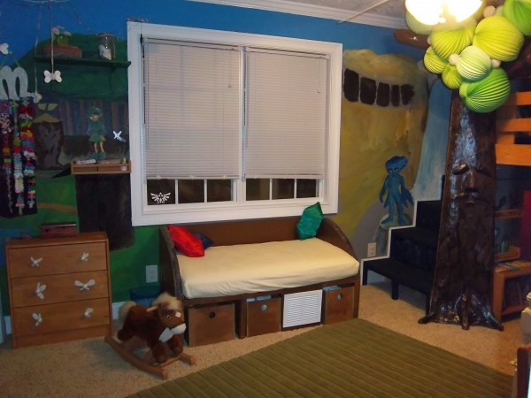 Legend of Zelda Kids Room