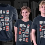 Nintendo Gaming NEStalgia T-Shirt $10 TODAY ONLY! [pic]