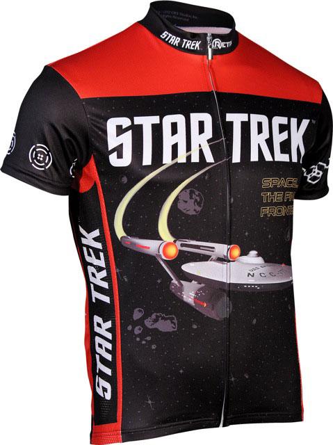 Star Trek Biking Jersey