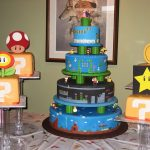 Mind Blowing Super Mario Bros Wedding Cake [pic]