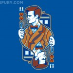 Doctor Who 11th of Hearts T-Shirt $10 TODAY Only! [pic]