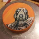Borderlands Psycho Cake [pic]