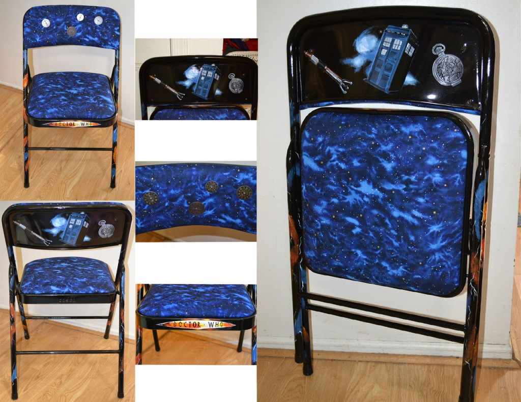 Doctor Who Folding Chair