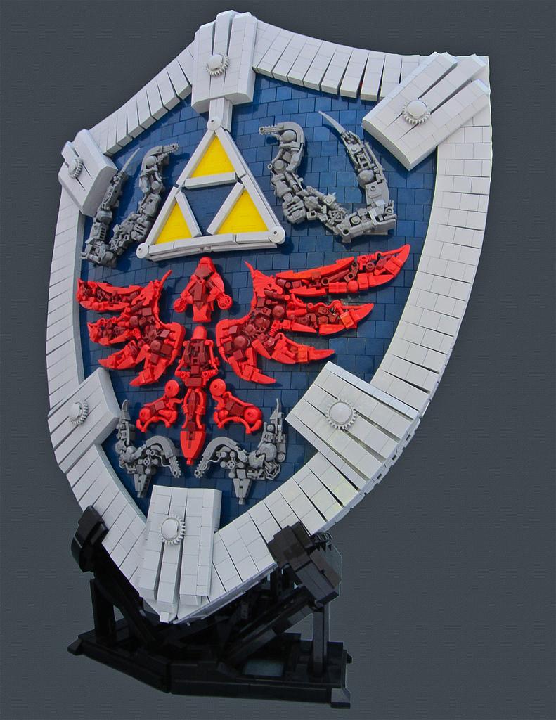 LEGO Hylian Shield
