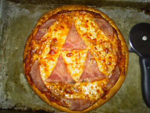 Triforce Pizza