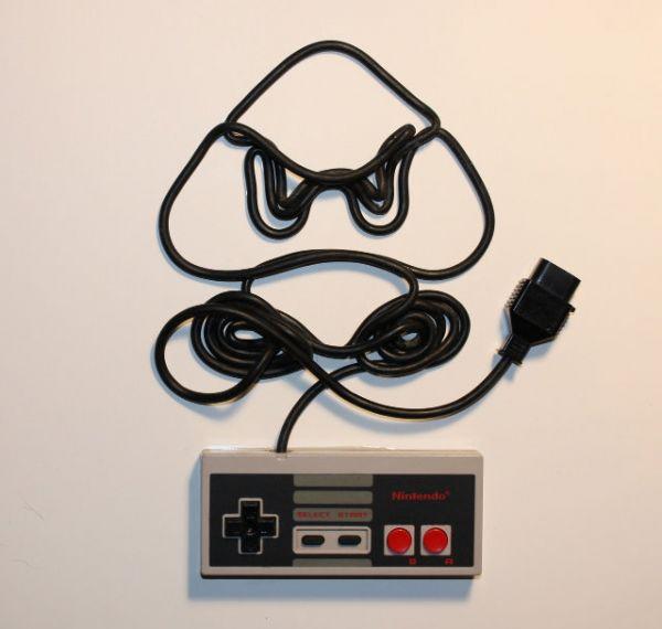 NES Controller Cord Goomba