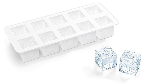 Portal Companion Cube Ice Cube Tray