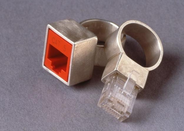 RJ45 Ethernet Rings