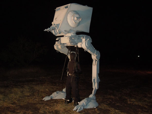 Star Wars AT-ST Cosplay