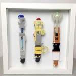 Doctor Who Papercraft Sonic Screwdrivers [pic]