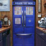 Doctor Who TARDIS Fridge