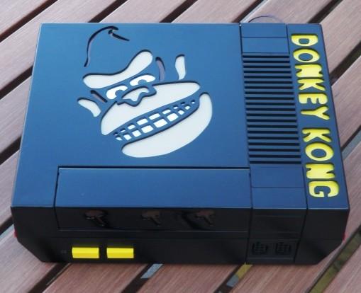 Donkey Kong NES Console Mod