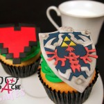 Legendary Legend of Zelda Cupcakes [pic]