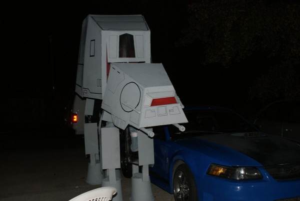 Star Wars AT-AT Costume Front