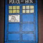 Fan Made TARDIS Kindle Case [pic]
