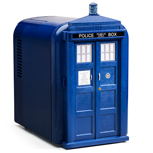 TARDIS Mini-Fridge