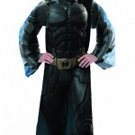 "Batman ""The Dark Knight Rises"" Sleeved Blanket [pic]"