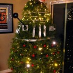 This Dalek Christmas Tree is Ready to Exterminate Santa! [pic]