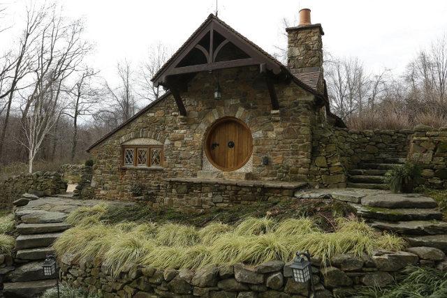 J.R.R. Tolkien Hobbit House