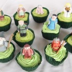 Awesome Lord of the Rings Cupcakes [pic]