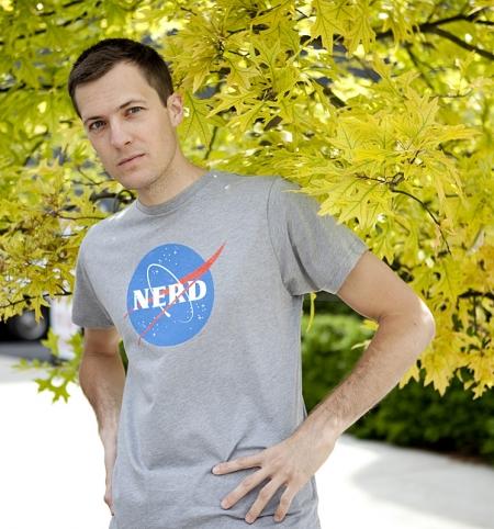 NASA Nerd T-Shirt