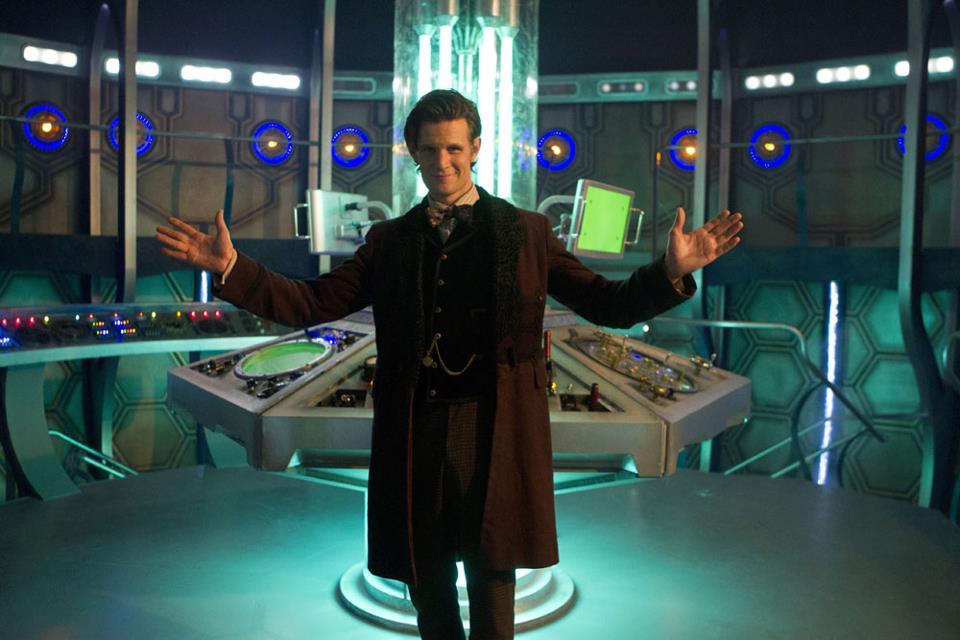 Doctor Who New TARDIS Interior