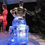 These R2-D2 and C-3PO Ice Sculptures Will Blow Your Mind! [pic]