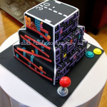 This Retro Video Games Cake Will Make Your Week [pics]