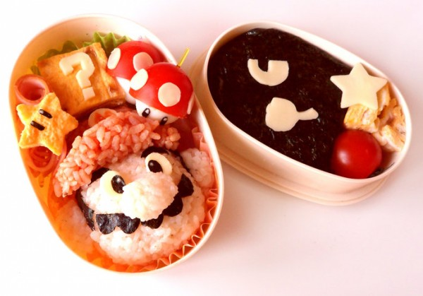 Super Mario Bros Bento Box