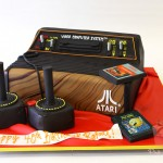This Atari 2600 Cake is Spectacular [pic]